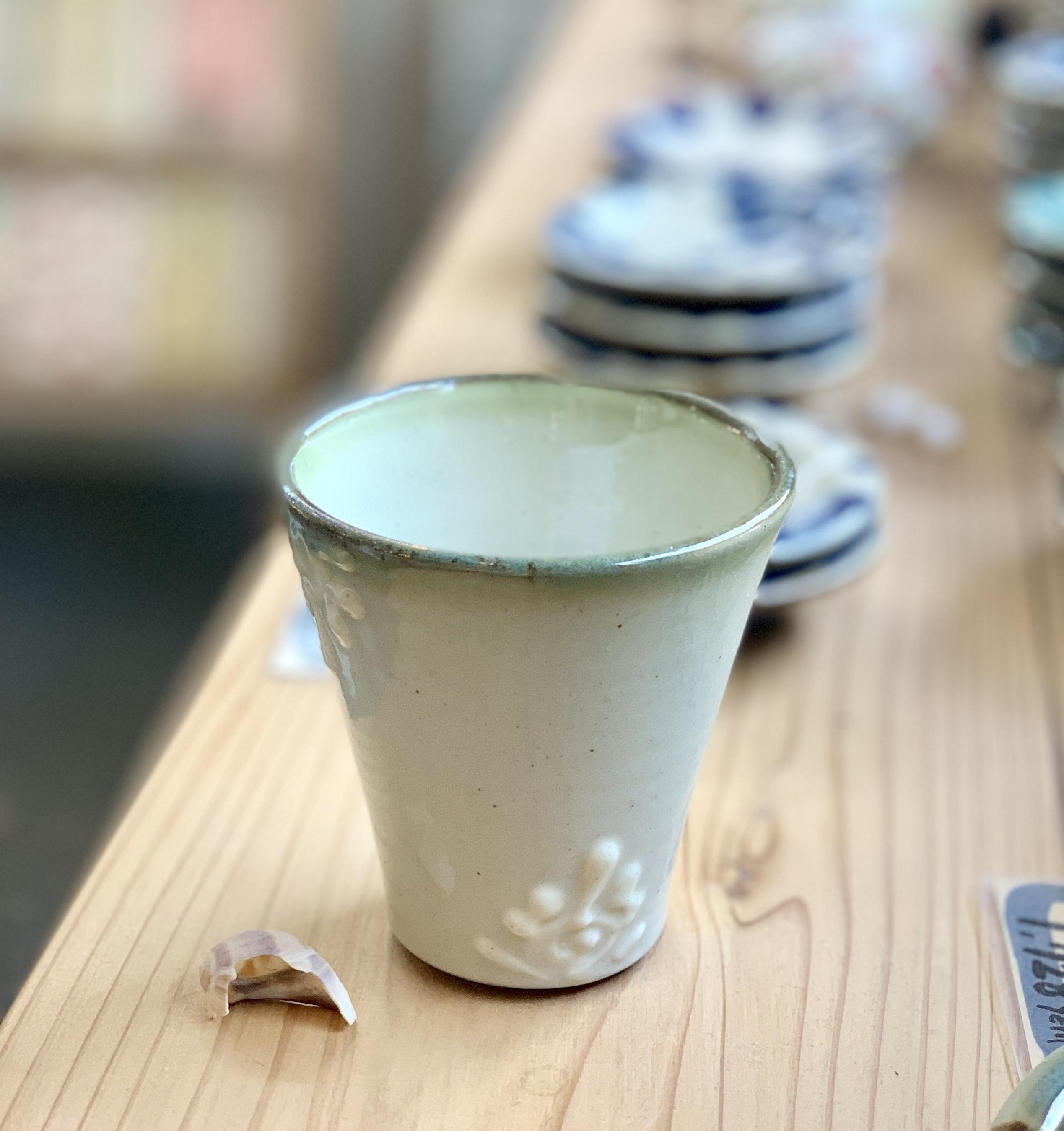 フリーカップ  ノモ陶器製作所