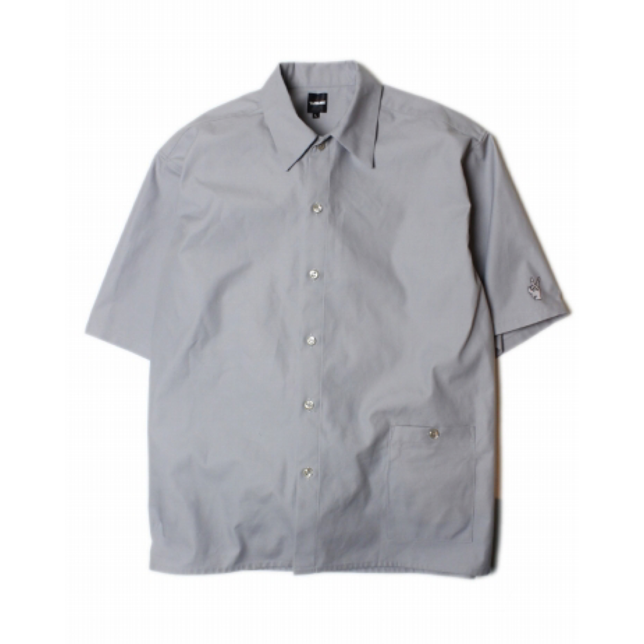 RUTHLESS #S/S Shirts L.Gray