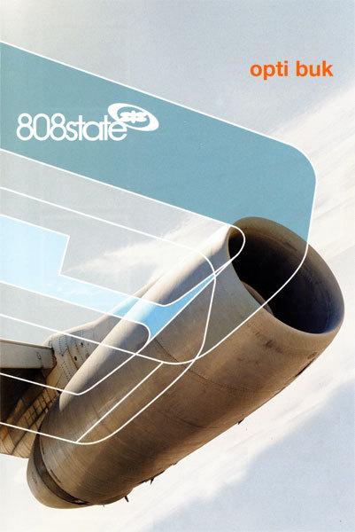 【アウトレット】808State『opti buk』(DVD+CD:輸入盤) - 画像1