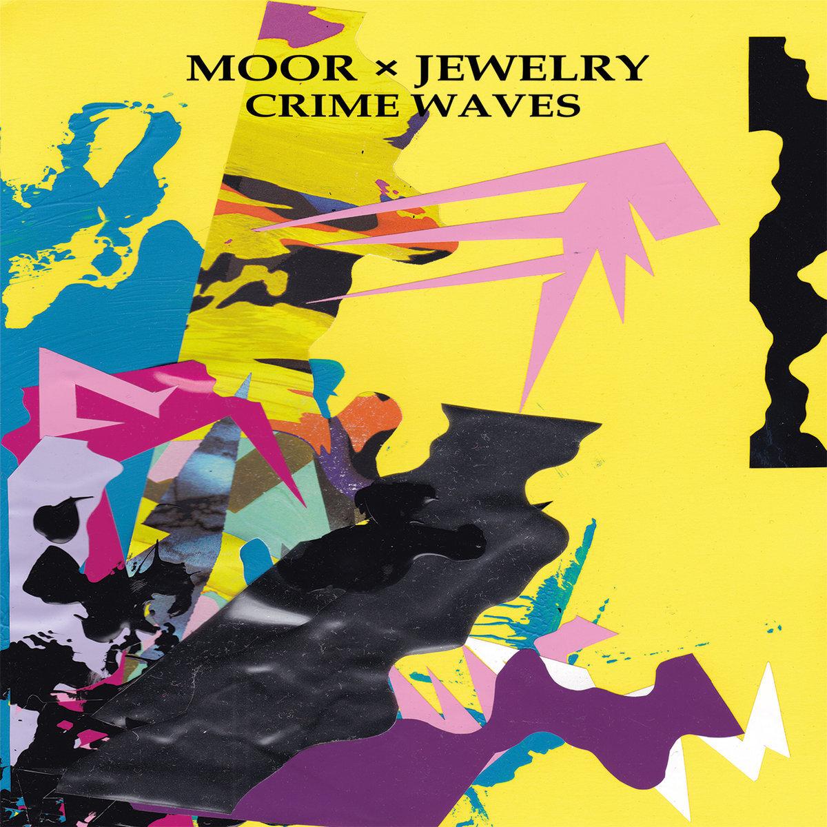 "Moor Mother X Mental Jewelry - Crime Waves (12"")"