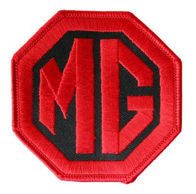 MG・ロゴ・ワッペン・レッド