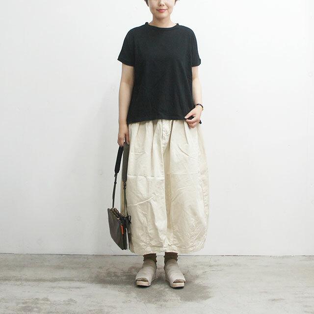 NARU ナル コットン天竺ワイドプルオーバー レディース Tシャツ カットソー 無地 ワイド ゆったり 通販 (品番629031)