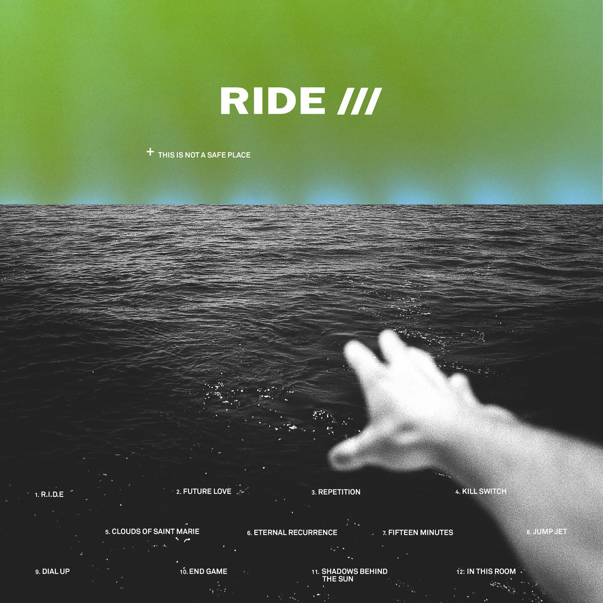 Ride / This Is Not A Safe Place(Ltd 2LP)