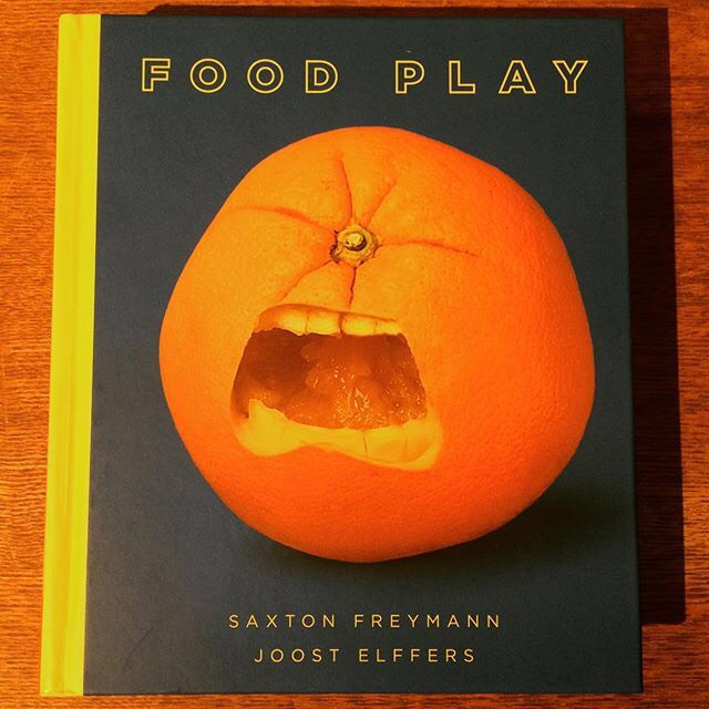 写真集「Food Play/Joost Elffers、Saxton Freymann」 - 画像1