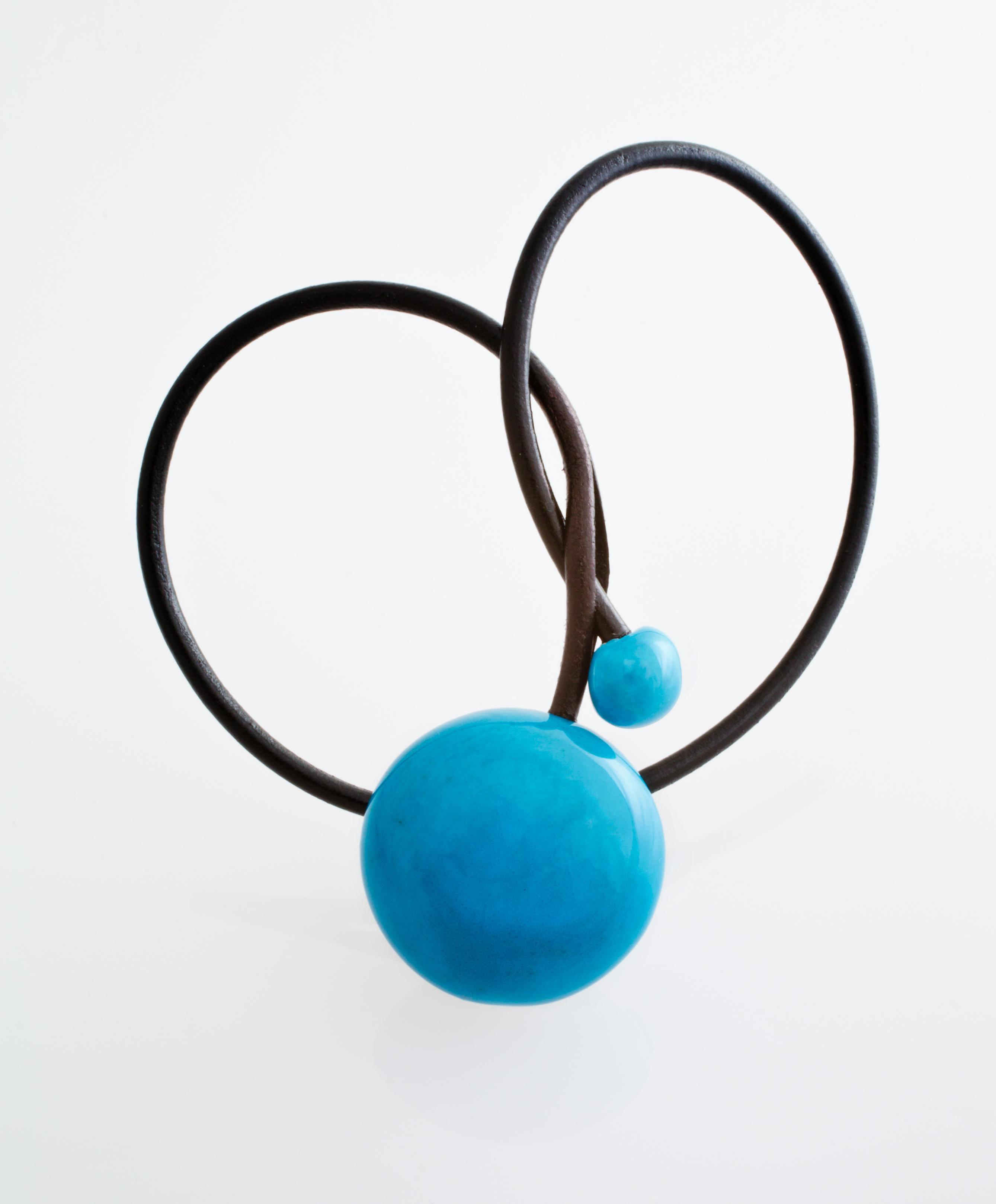 Gevole ネックレス Turquoise/ターコイズ