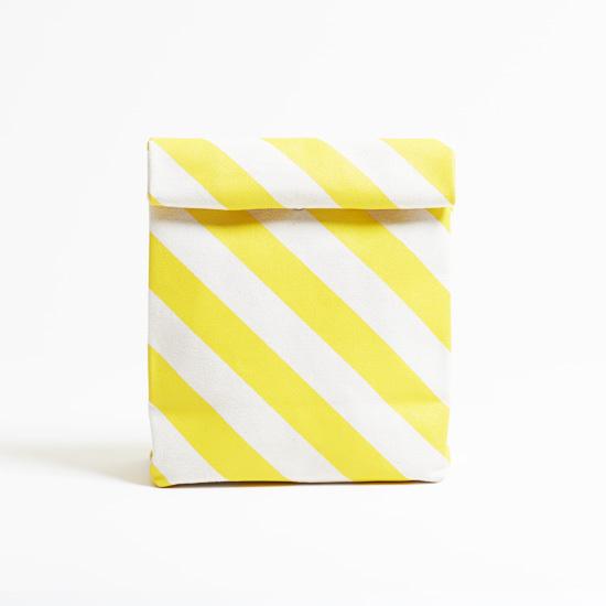 kamibukuro/dandelion × stripe カミブクロ / 蒲公英 x 縞