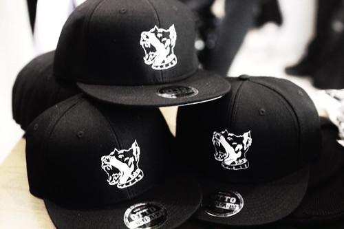 RevolverDog Black Cap