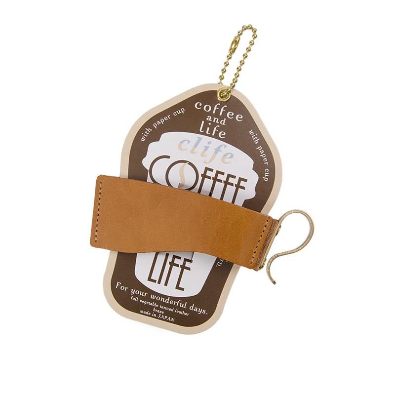 カップホルダー -Clife coffee and life CAMEL-