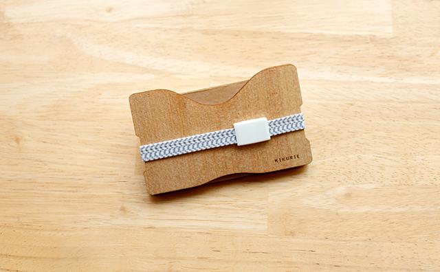 case / 木のカードケース(ゴムバンドVer.)のイメージ画像