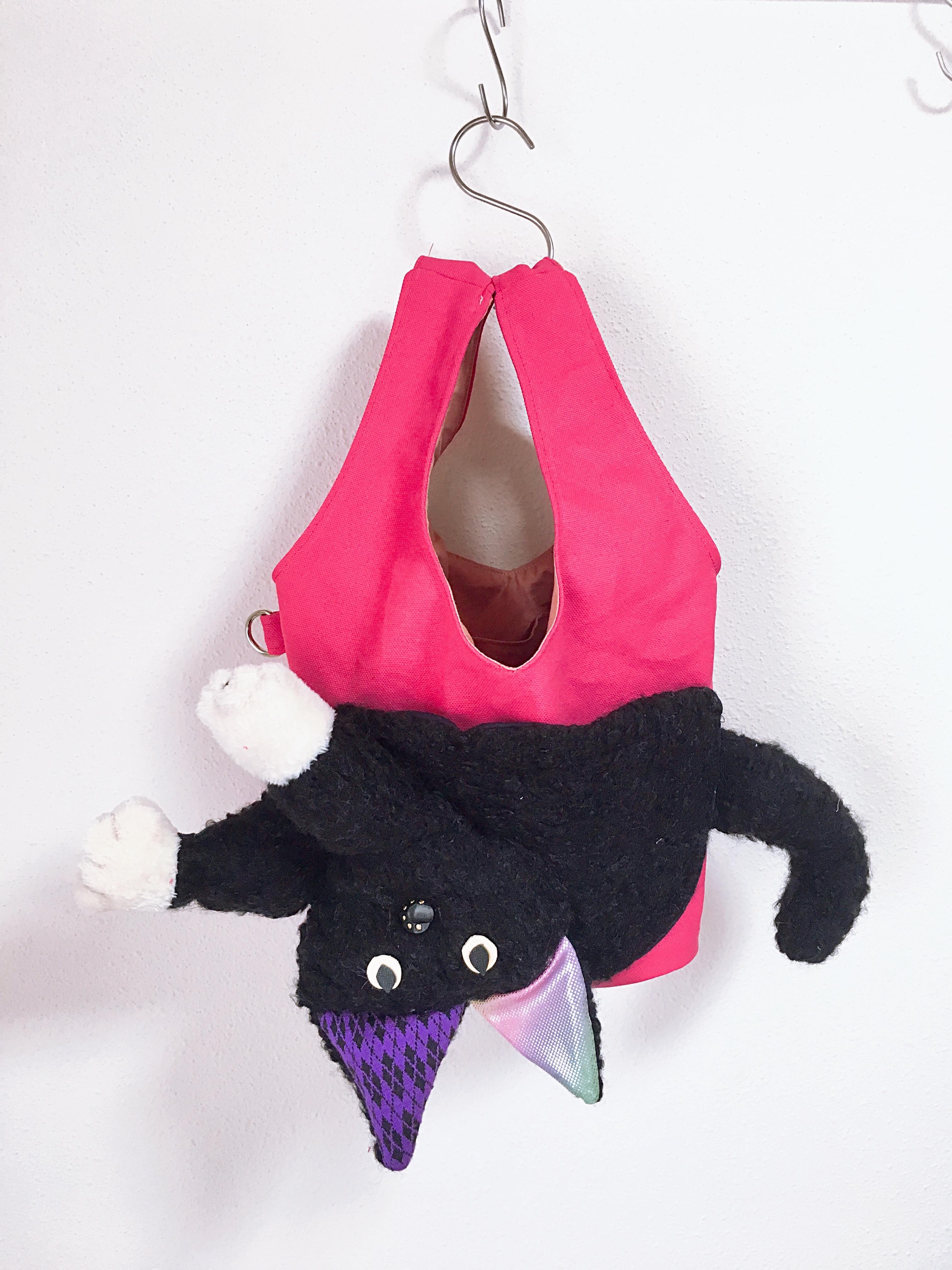 Cat pocket 2wy bag