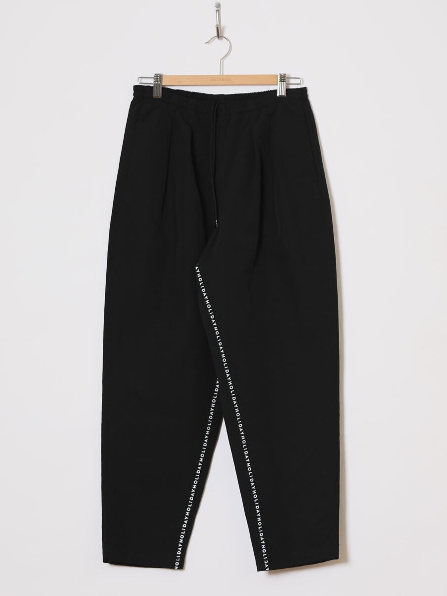 【HOLIDAY】LINE HOLIDAY TRACK PANTS