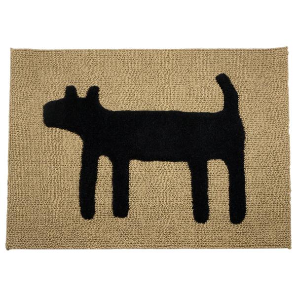 House Doggy Mat(M) ブラック