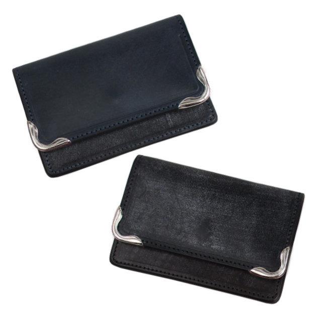 Combi Card | 名刺入れ カードケース ブライドルレザー (OR GLORY x Cramp オアグローリー クランプ)