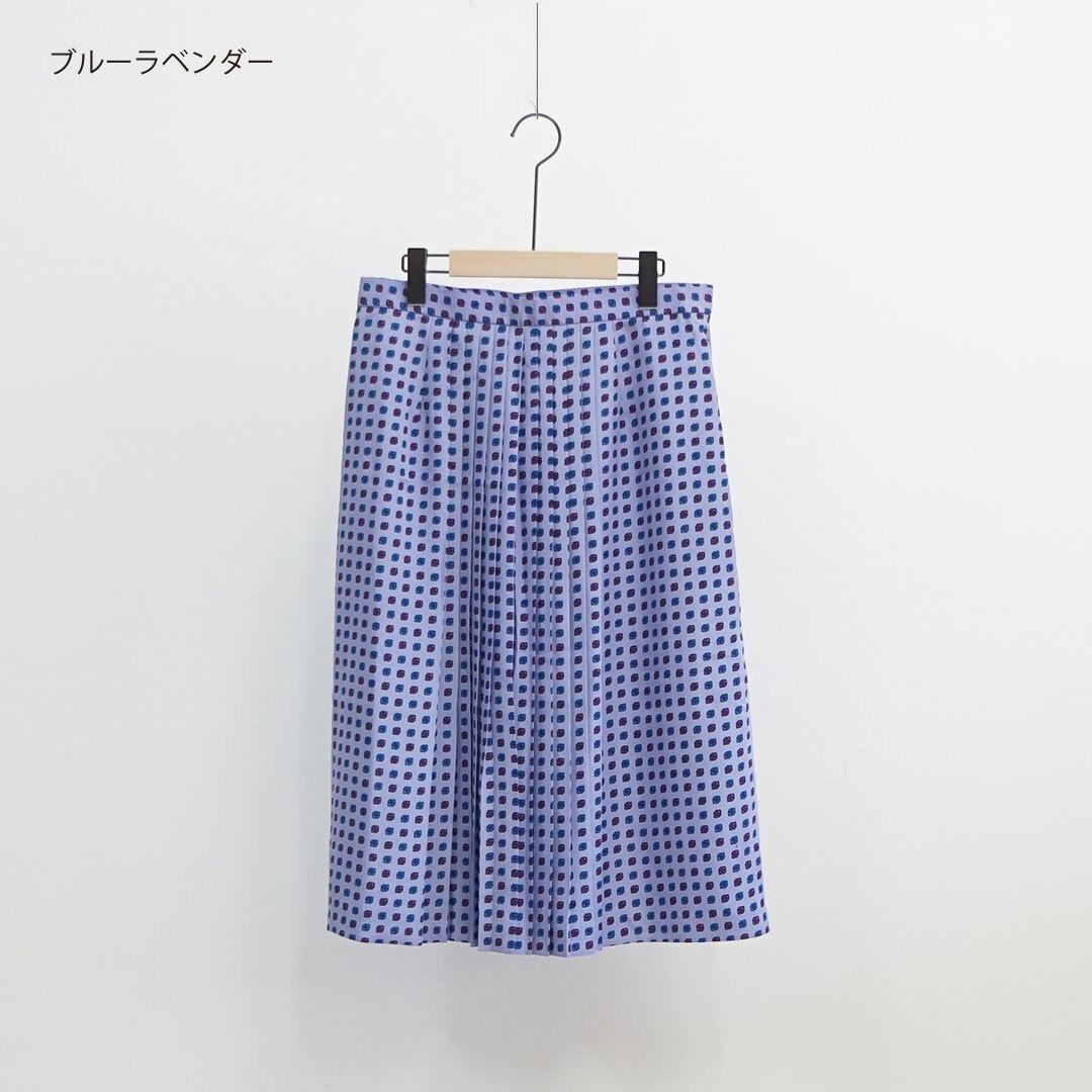 USED 古着 SKIRT スカート プリーツ (品番used-014)