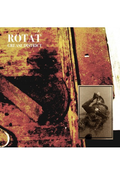 ROTAT - Grease District  CD - 画像1