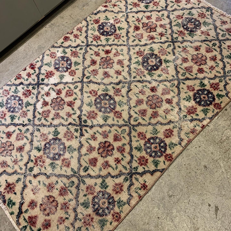 vintage KILIM rug / オールドキリムラグ