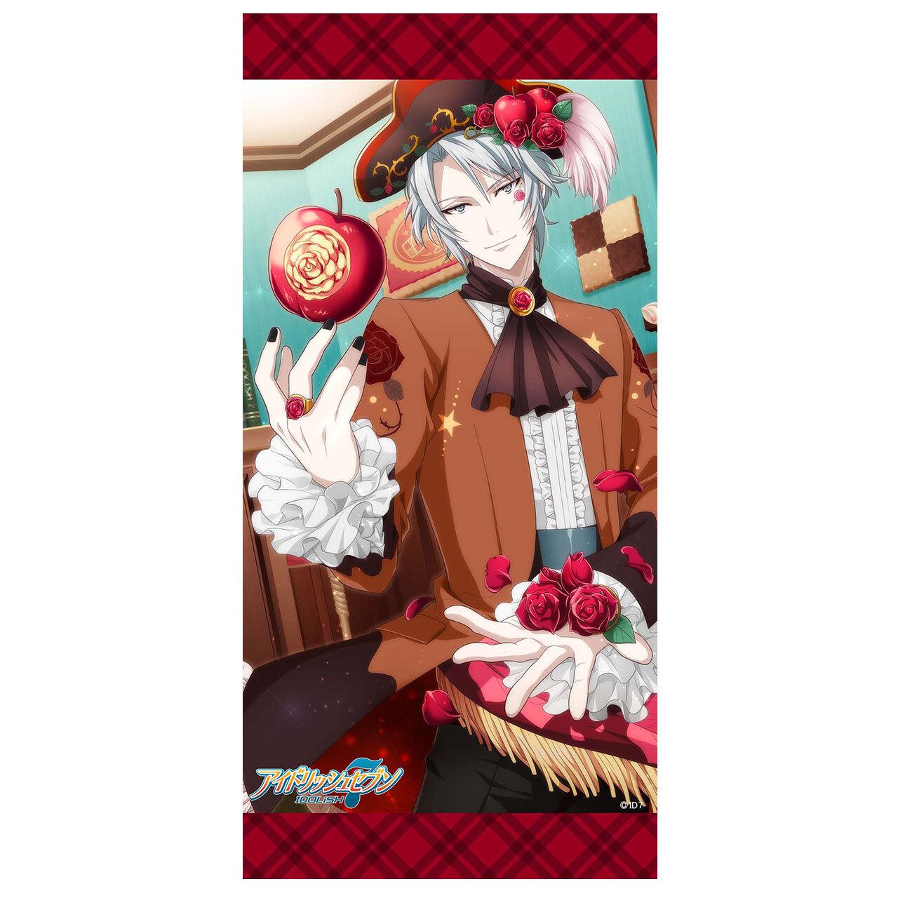 【4573155987244】アイドリッシュセブン【お菓子】ミニタペストリー 八乙女楽