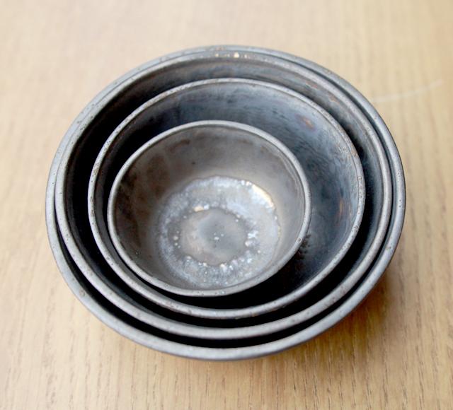 ターリー小鉢4個セット(磁器)【SHIIBO/磁器/京都】