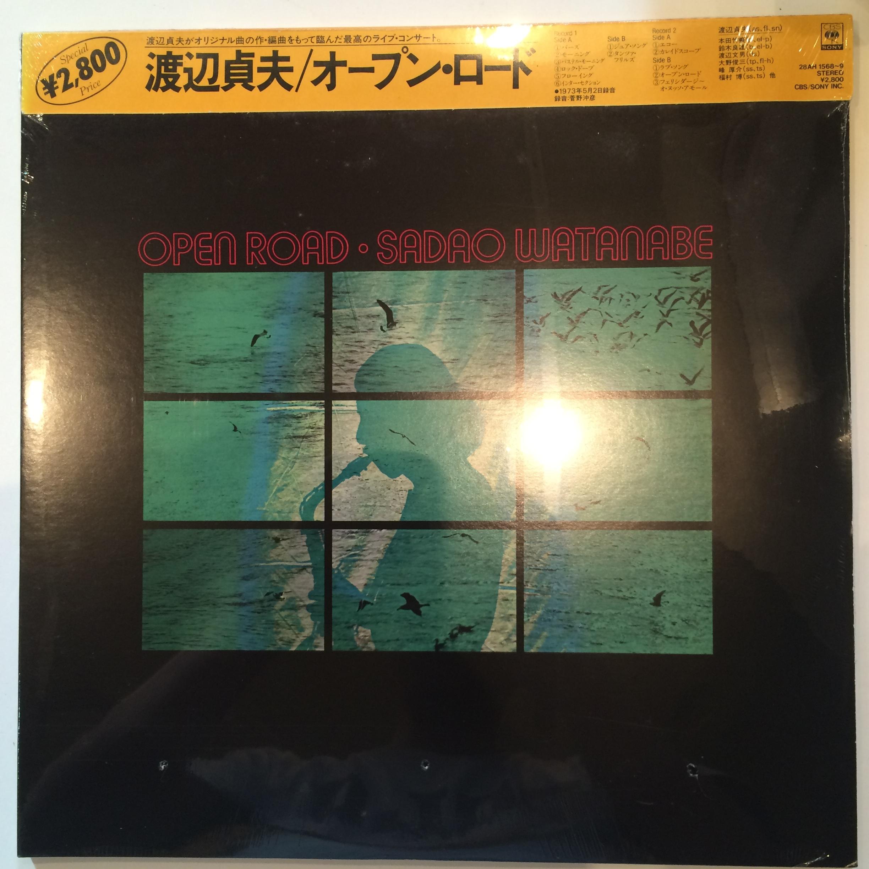 ●渡辺貞夫 / オープンロード