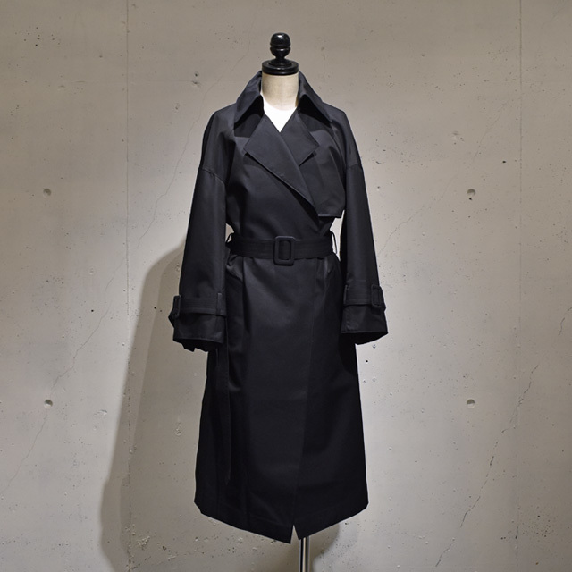 Mannequins JAPON / SENSUAL GOWN TRENCH / Navy