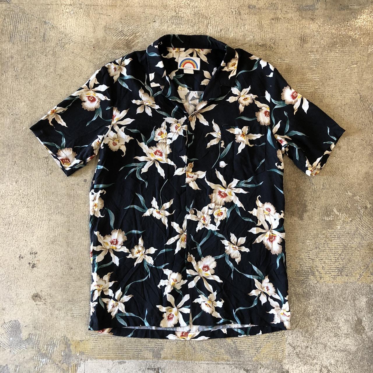 Paradice Found Floral Aloha Shirts ¥5,800+tax