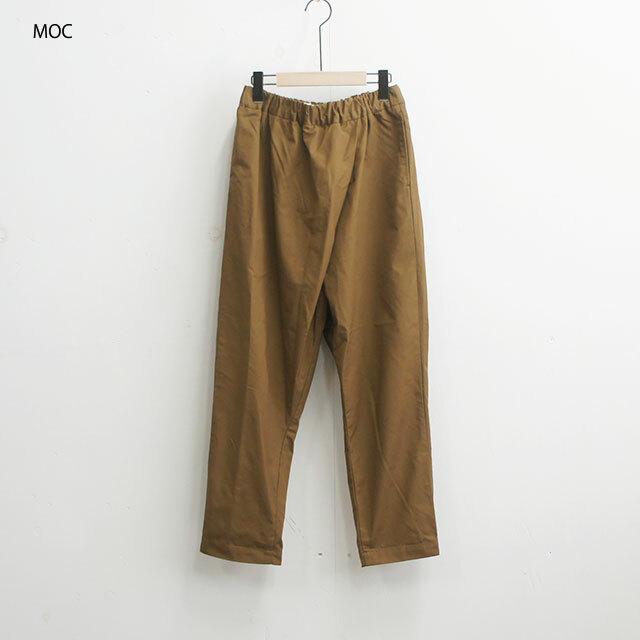 ORDINARY FITS オーディナリーフィッツ TWIST PANTS レディース パンツ テーパード クロップド 通販 (品番of-p027)