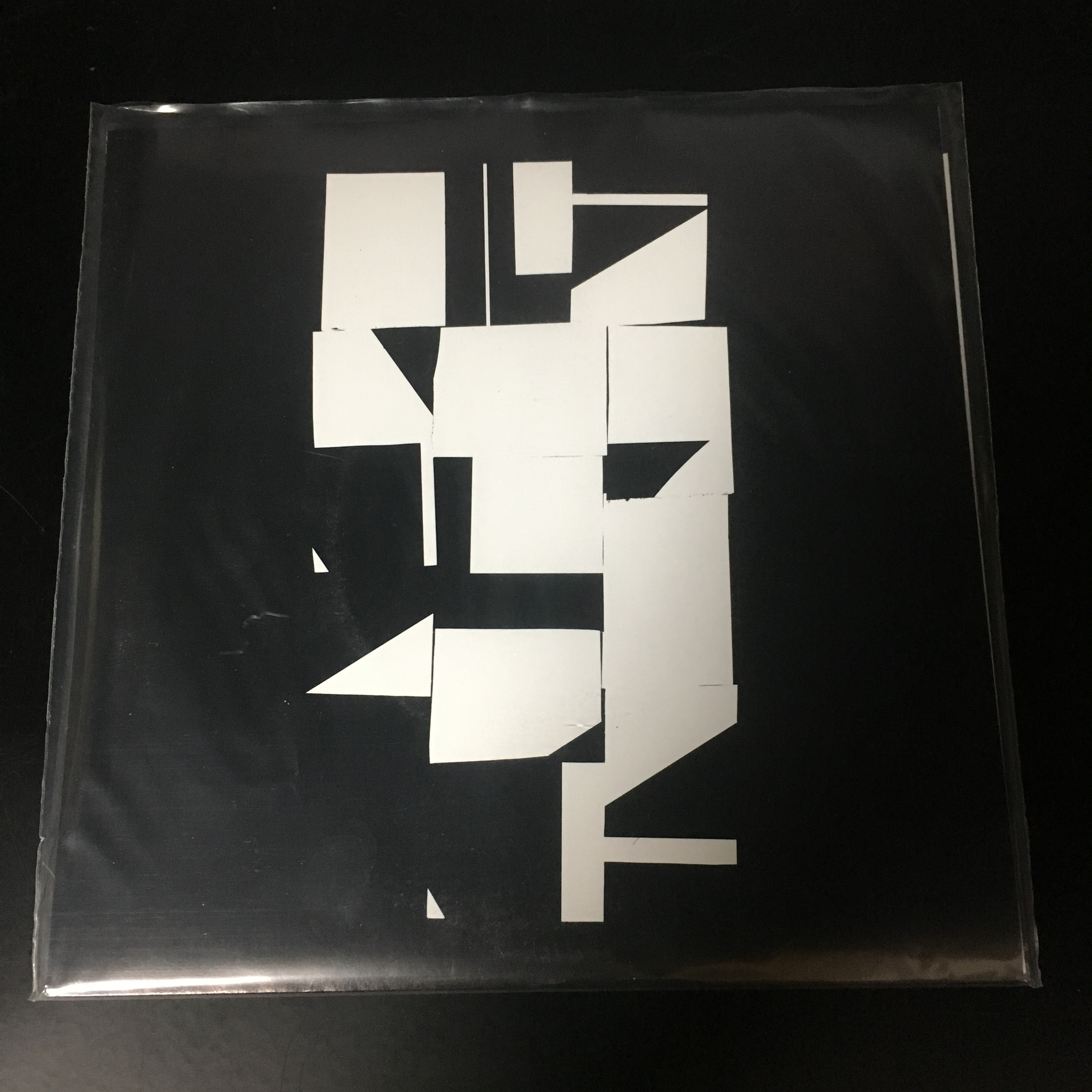 "John Wiese ‎– Mixed Metaphor b/w Into A Bad Way(7""EP)USED"