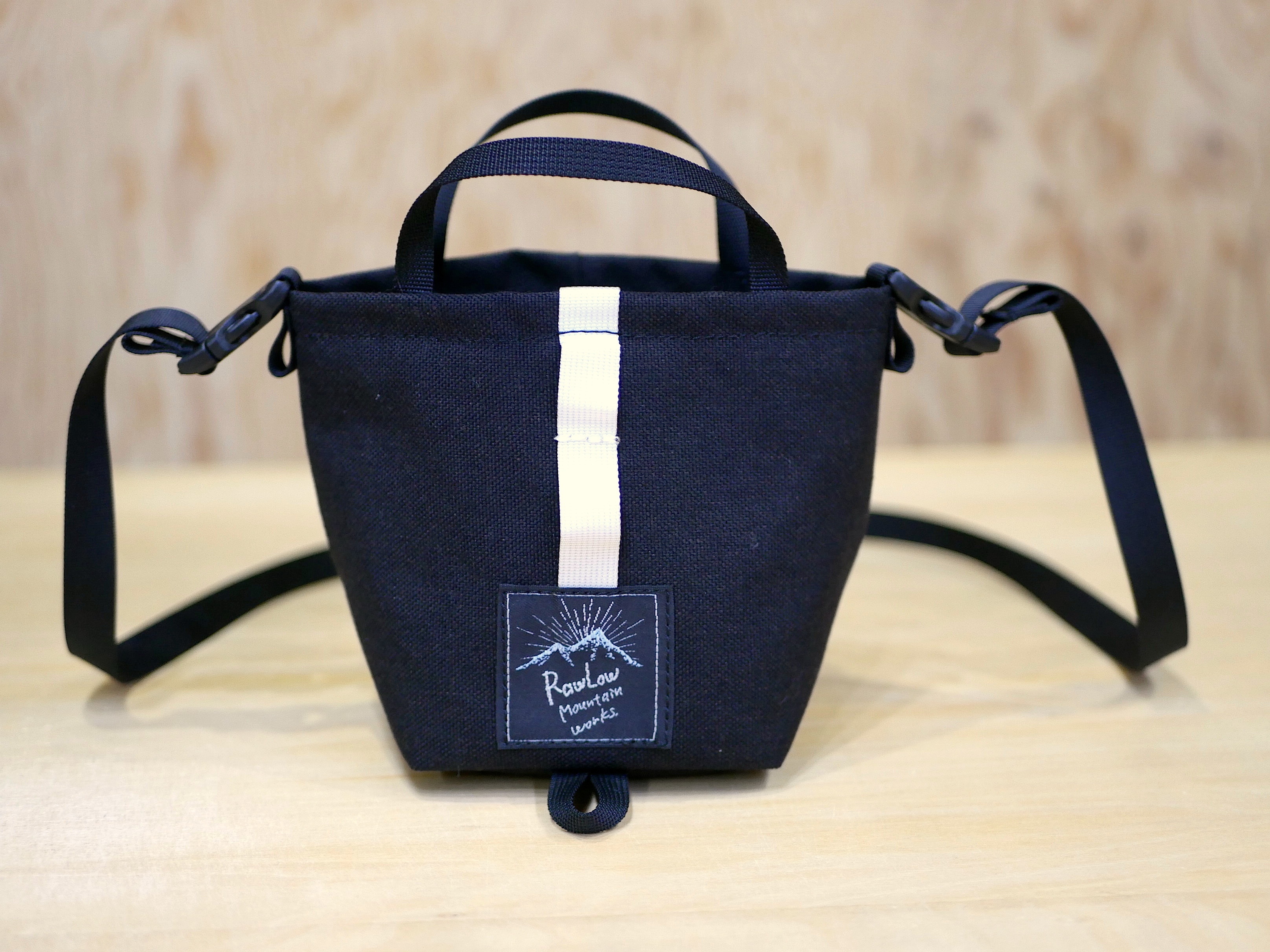 RAWLOW MOUNTAIN WORKS / TIBITIBI TOTE(A BLACK)