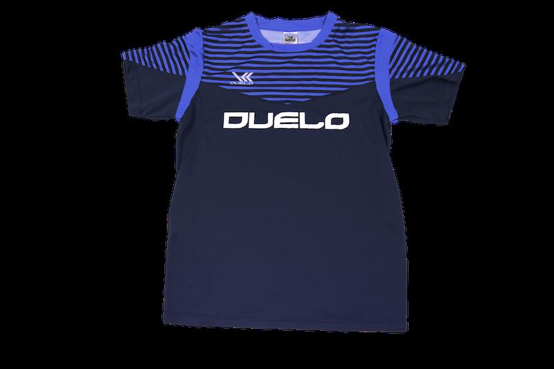 D-001 Plactic Shirt BLU/NVY