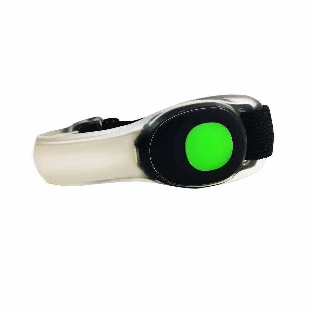 963e3d647b4c0 夜間のランニングやジョギング、ウォーキング、自転車走行、交通整備、散歩・歩行など時に、車や歩行者からよく目立つledアームバンドライトです。