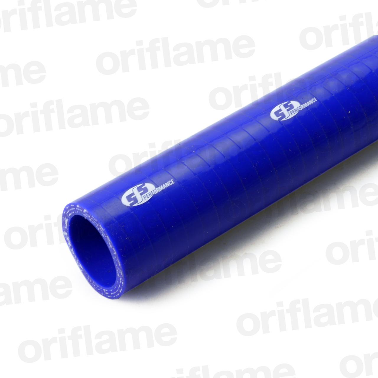ストレートホース・内径30mm・ブルー