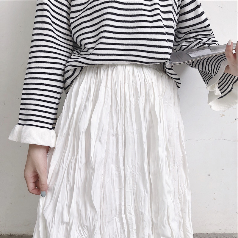 〈Ranking No.3〉くしゅくしゅスカート 【wrinkle skirt】