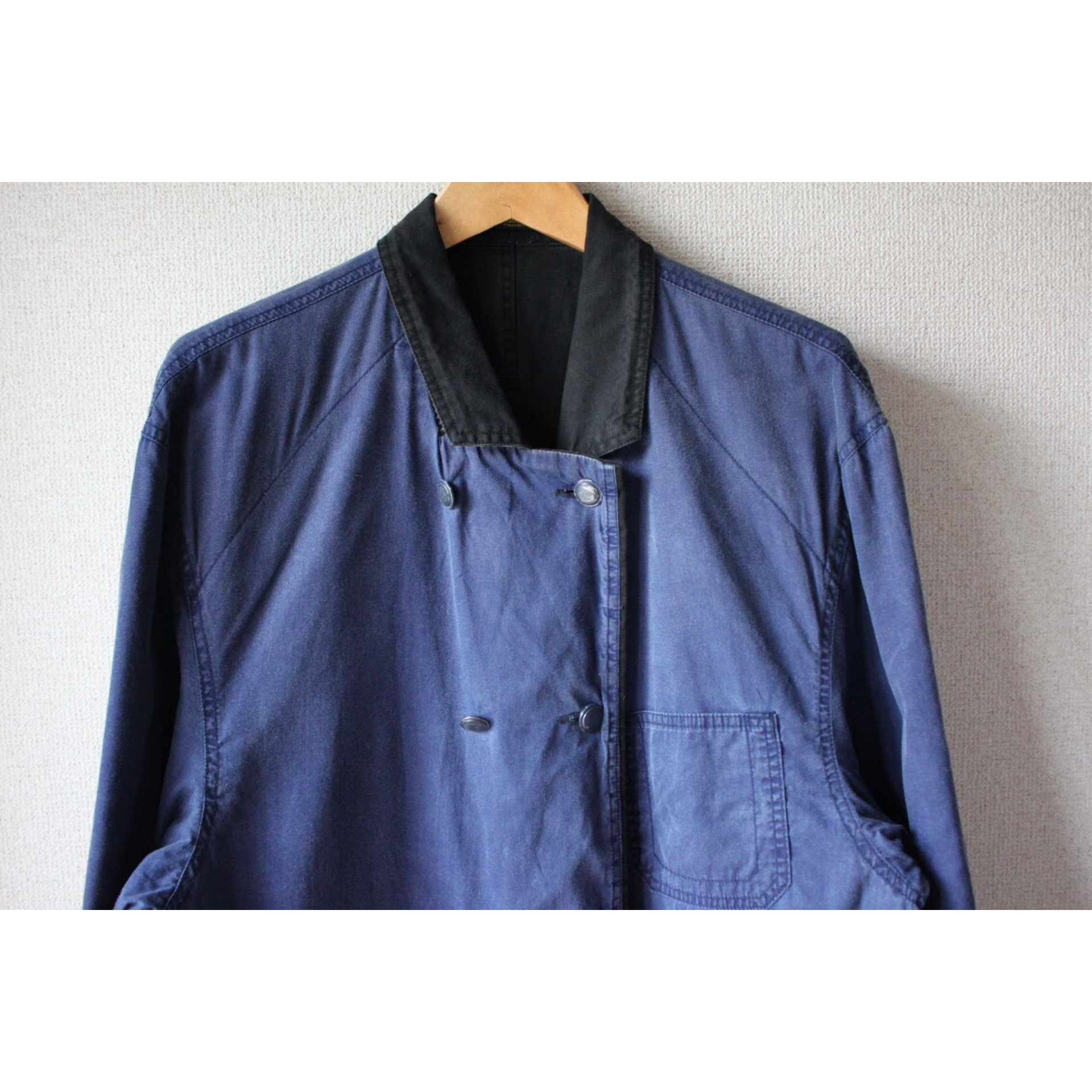 Vintage reversible jacket by Marithé + François Girbaud