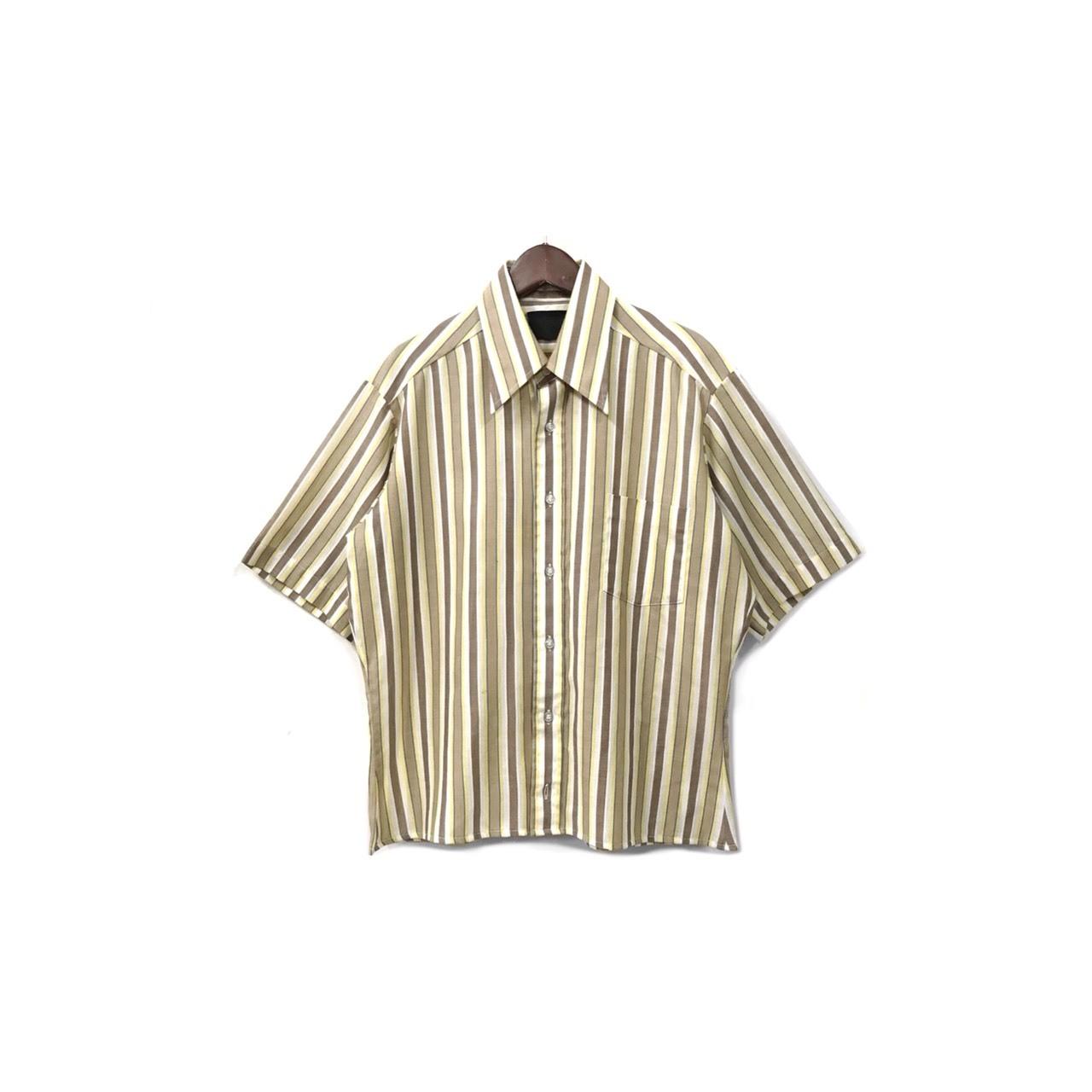 USED - Remake Stripe Shirt ¥9000+tax