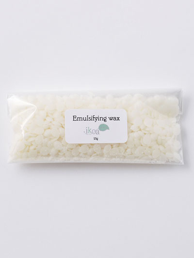 エマルジョンワックス(植物性乳化剤) 25g【英国直輸入】