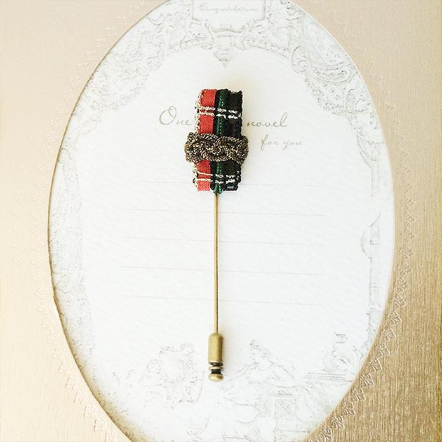 アルケミストの宣誓 / ハットピン(Red S)