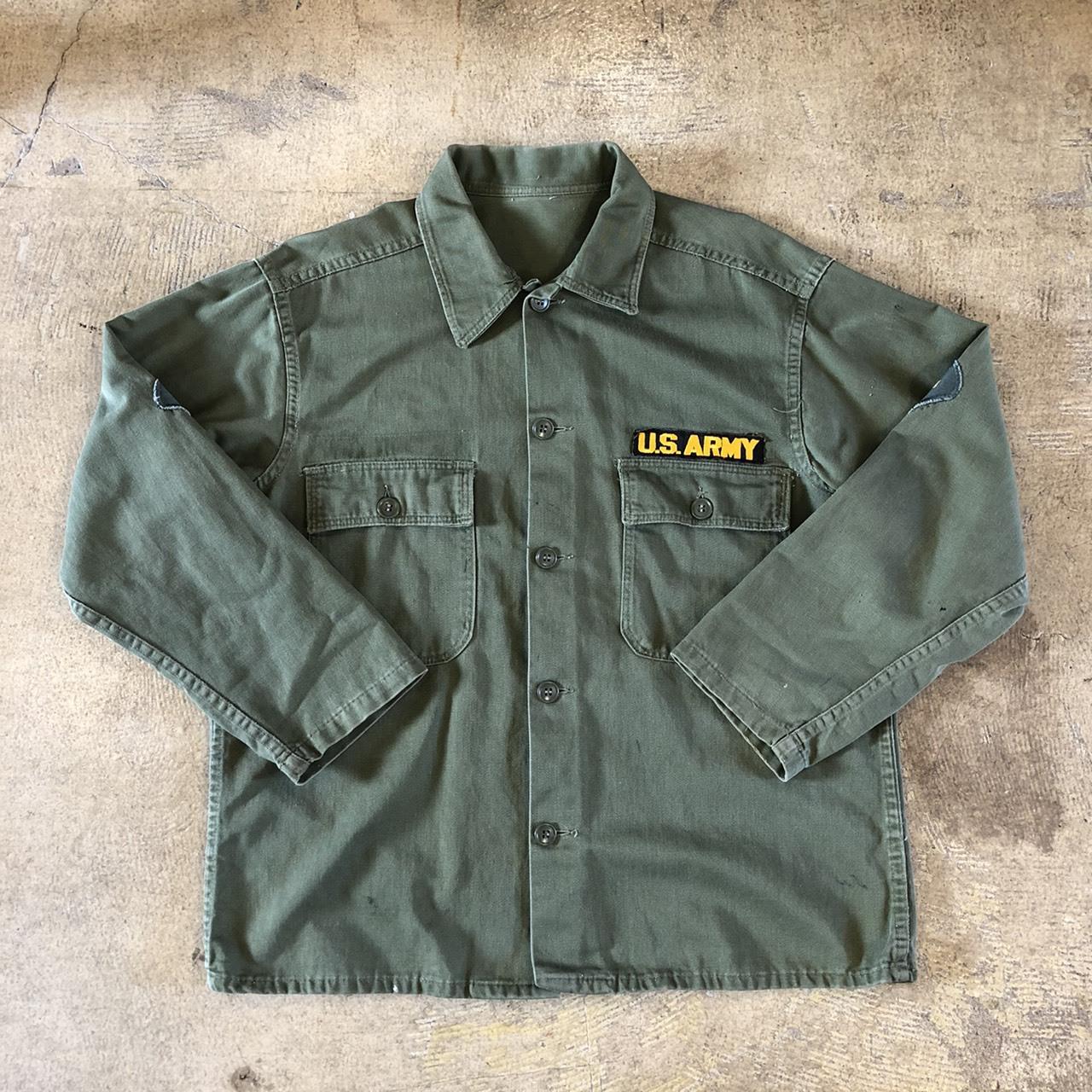 60's Utility Shirts ¥7,200+tax