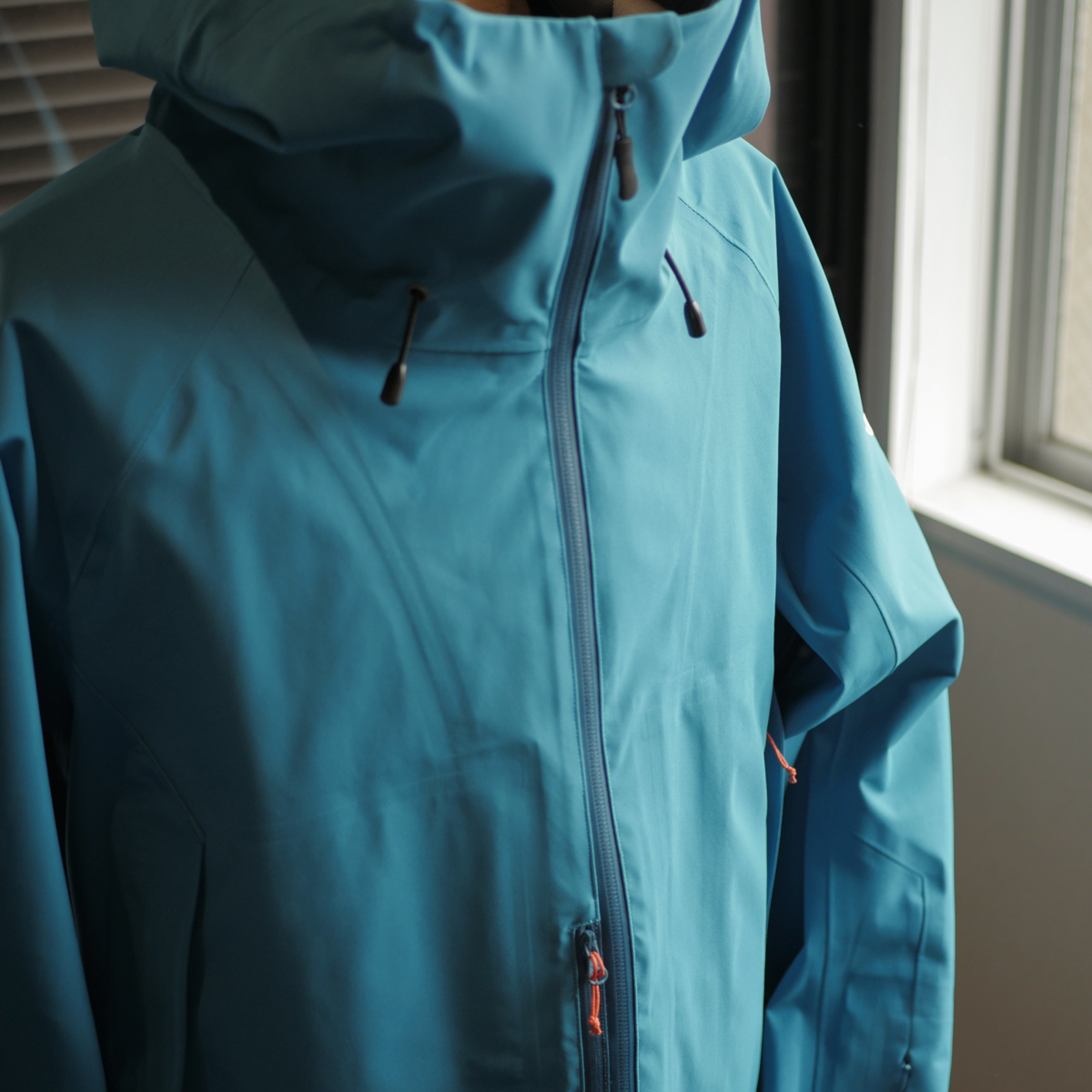 UNFUDGE SNOW WEAR 2018 / CLOUD JACKET / BLUE