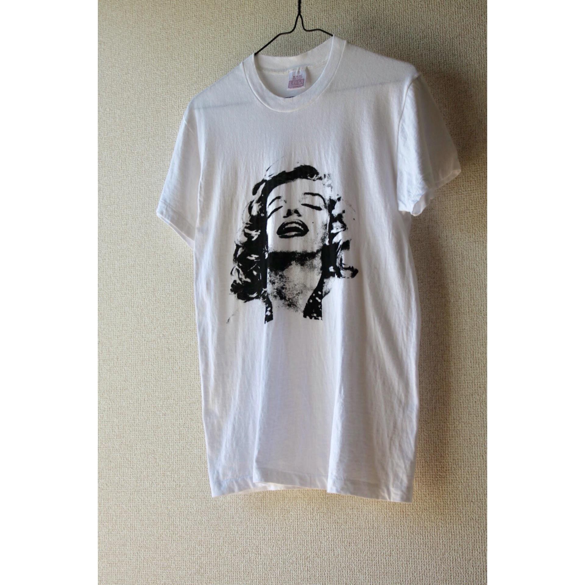 80s Marilyn Monroe t shirt