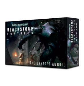 ブラックストーンフォートレス 拡張セット ドレッド アンブル 日本語版 BLACKSTONE FORTRESS: THE DREADED AMBULL
