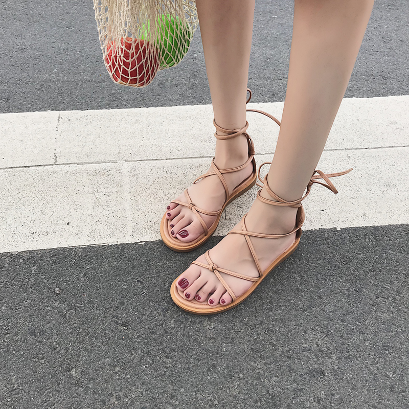 【shoes】シンプル合わせやすい人気サンダル20045780