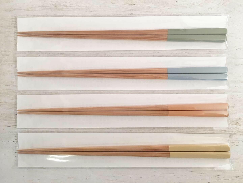 けはれ竹工房 自然塗料箸