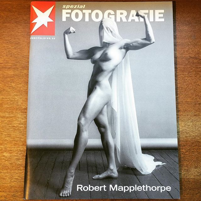 写真集「Robert Mapplethorpe (Stern Fotographie)」 - 画像1