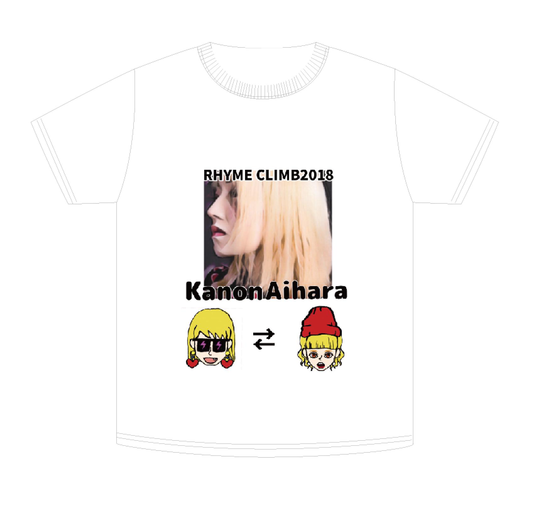 愛原かのん Tシャツ