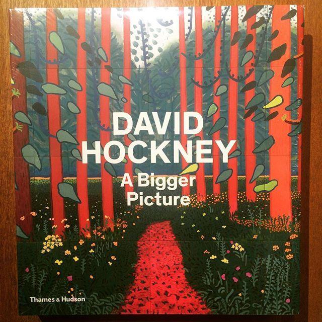 画集「A Bigger Picture/David Hockney」 - 画像1