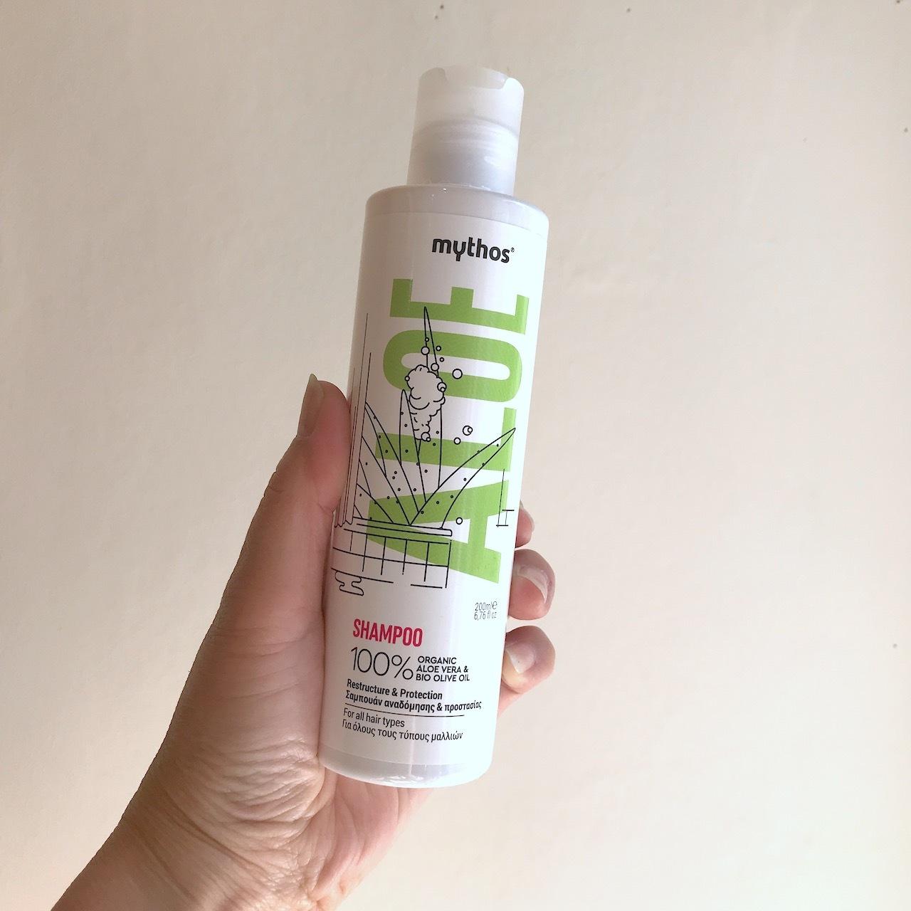 """ Mythos Aloe shampoo /  ミトス シャンプー アロエ """