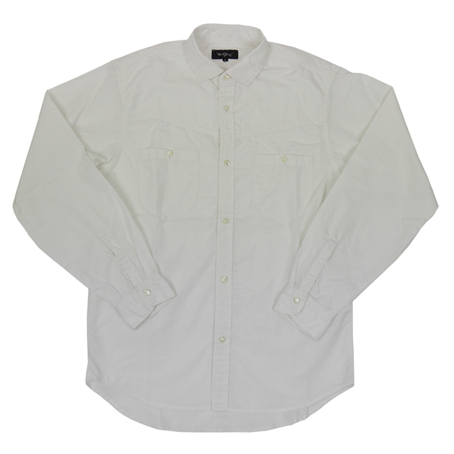 Westerly Shirts White 【OR GLORY】