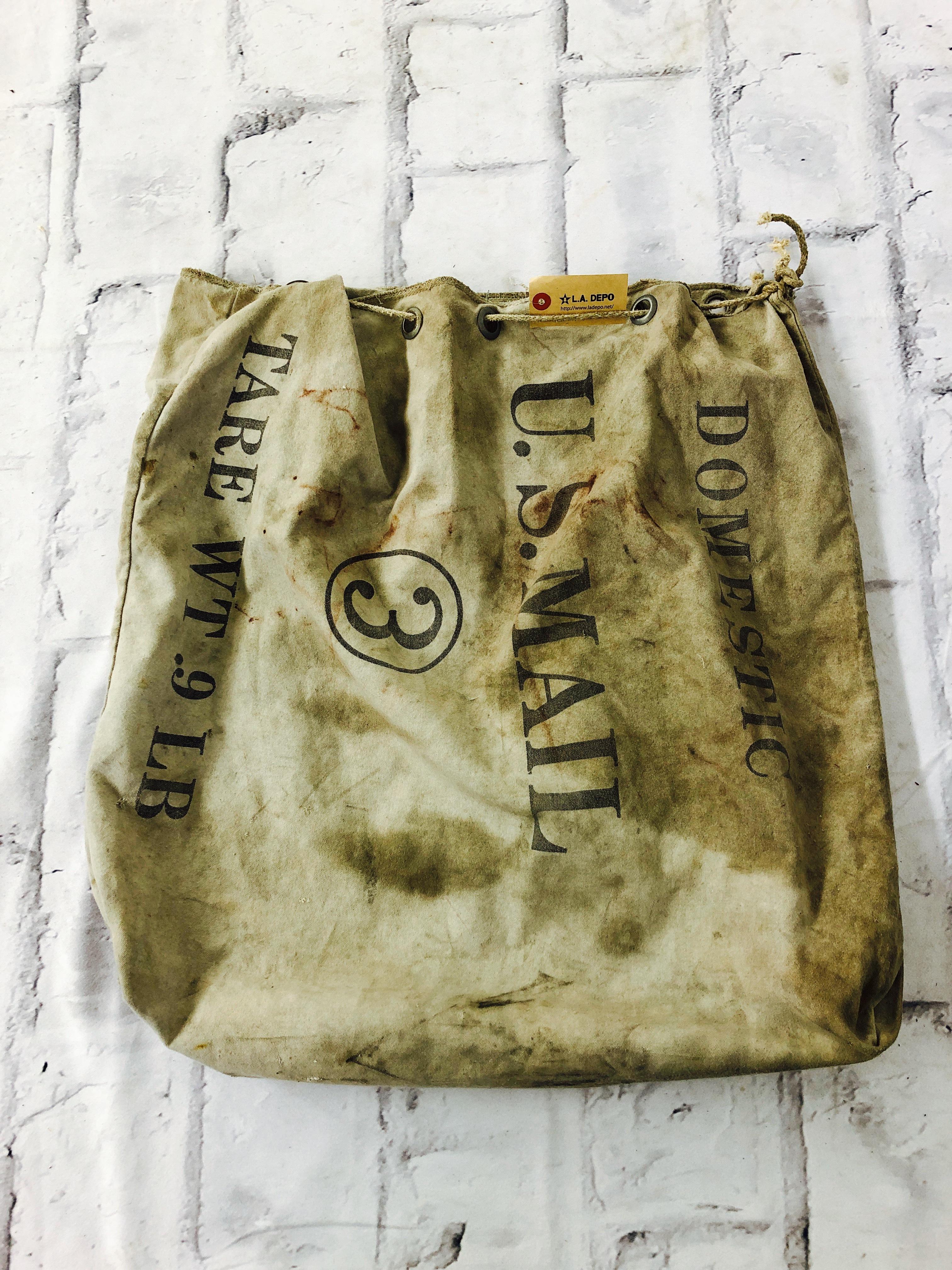 品番5940 DOMESTIC U.S. MAIL アメリカ郵便局 メールバッグ 集配袋