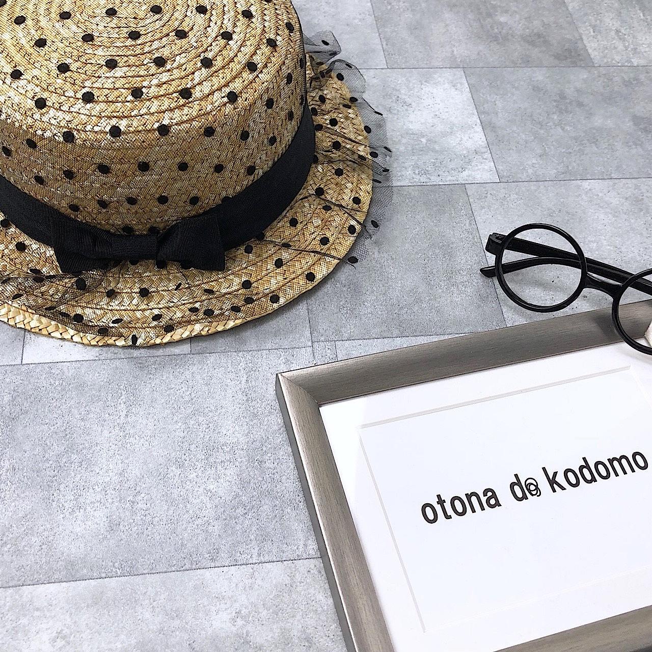 ドットレースカンカン帽no.805014