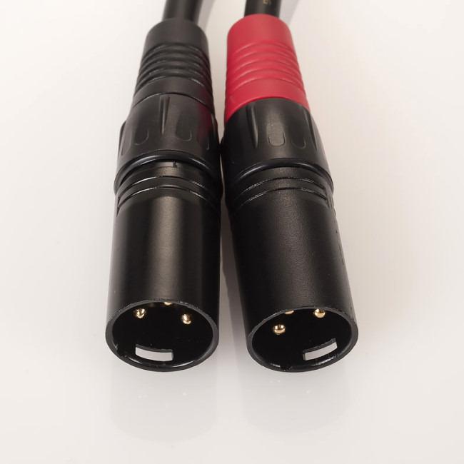Audioケーブル(XLR>XLR)1.8m